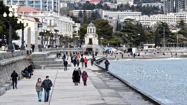 Сенатор прокомментировал рост цен на отдых в Крыму