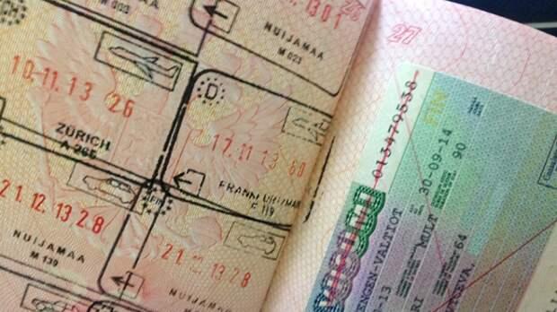 В последние годы Россия лидирует по числу заявлений на шенгенскую визу