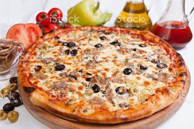 Картинки по запросу pizza de atun y queso
