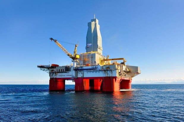 Россия становится пионером по новому способу добычи в Арктике
