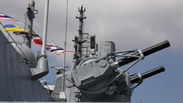Фрегат «Адмирал Горшков» примет участие в финальных испытаниях «Цирконов»