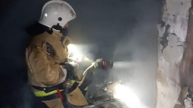 Сутки в Крыму — потушены 5 пожаров