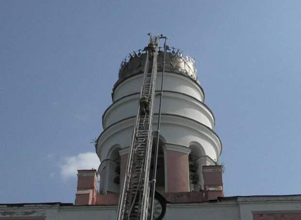 Более 25 млн рублей выделят на изыскательские работы на башне «Ижмаша»