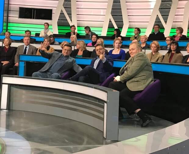 Как устроена кухня политических ток-шоу на российском ТВ