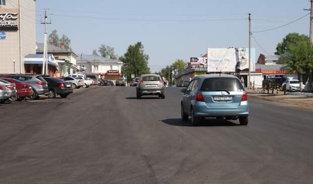В Сарапуле отремонтируют три участка дорог