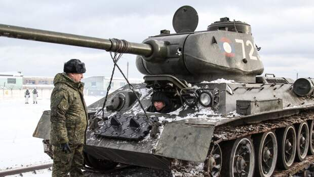 Историк Кнутов назвал вооружения времен Второй мировой войны, опередившие свое время