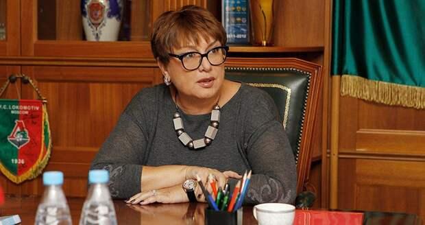 Смородская назвала лучших, по ее мнению, тренеров РПЛ