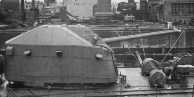 Японская зенитная артиллерия среднего и крупного калибра