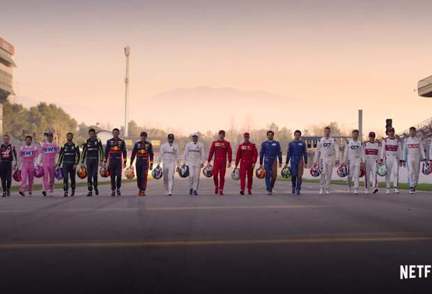 «Вали уже в свою Ferrari!» Что интересного показали в трейлере Drive to Survive 3?