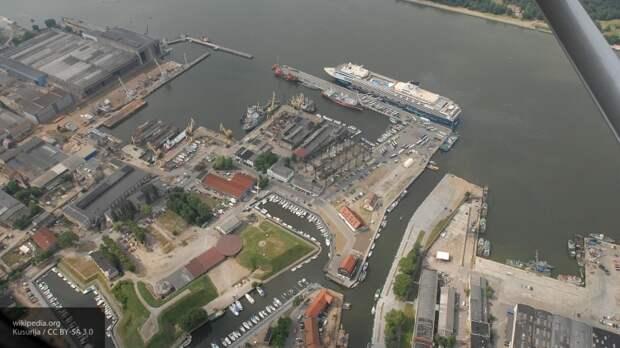 Политика Литвы поставила крест на перевалке грузов в Клайпедском порту