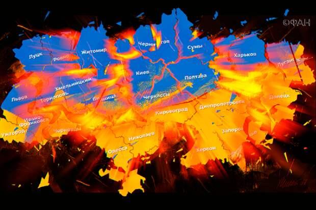 Война в Донбассе принудит Украину к миру по типу «Сирия 2.0»
