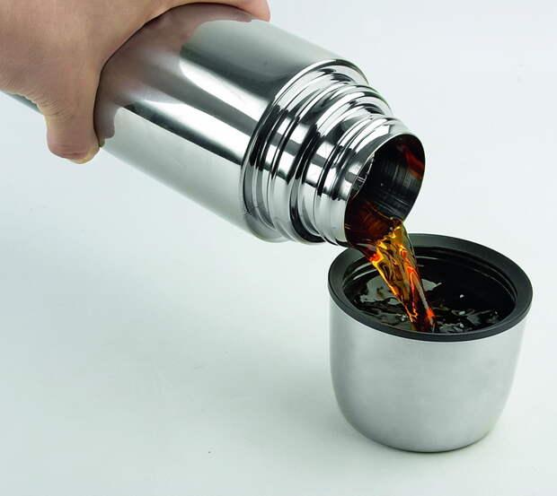 ПАМЯТКА. Как избавиться от запаха в термосе