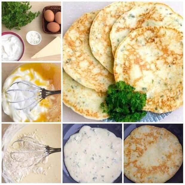 Лепешки на завтрак: съедаются в один присест 4
