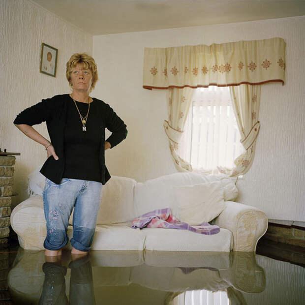 Тонущий мир: шокирующие фотографии жертв наводнений