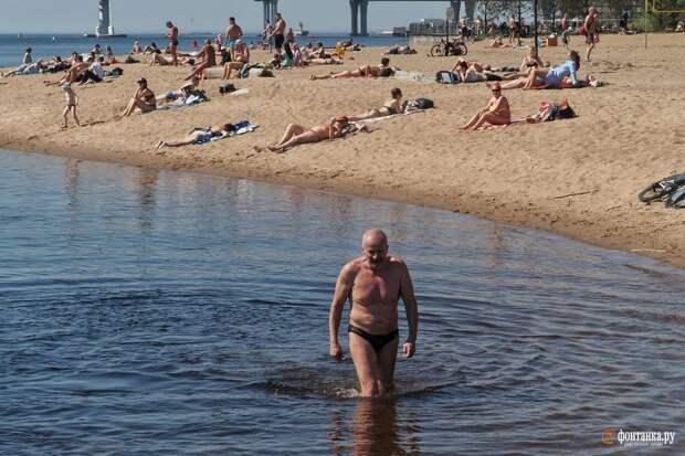 В Гидрометцентре рассказали о начале купального сезона на курортах