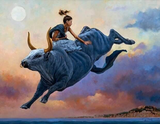 Художник Gabriel Picart. Мир удивительно прекрасен