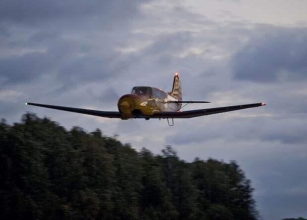 Як-18Т взлетит с авиадвигателем на базе автомобильного