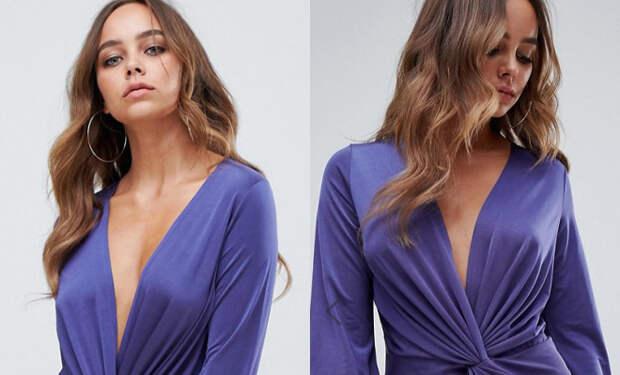 Магазин одежды выпустил в продажу платья, короче чем на витрине, и вызвал возмущение покупательниц