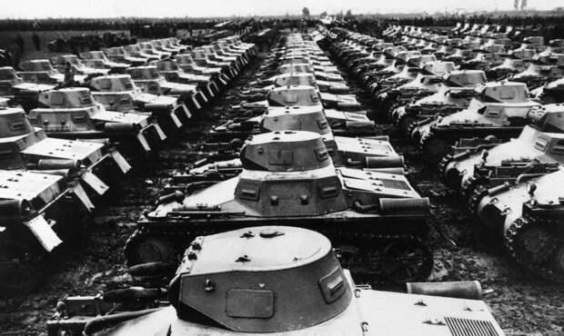 Перед нападением на СССР дезинформационная кампания немцев приняла невиданный характер