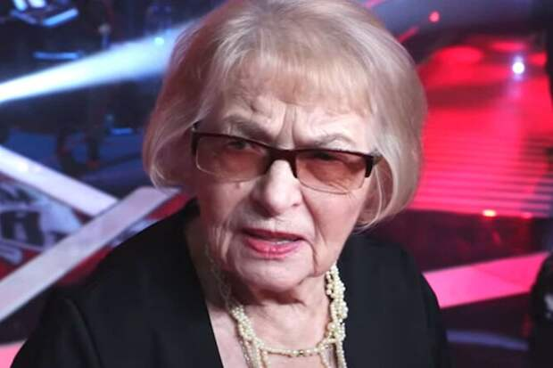 Победа 91-летней Дины Юдиной в шоу «Голос 60+» поразила всех зрителей