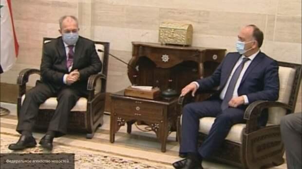 Сирия и Абхазия намерены бороться с несправедливыми санкциями Запада