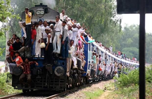 «Удавитесь»— главный принцип индийских железных дорог