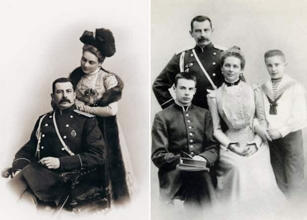 Княгиня Юсупова с семьей   Фото: liveinternet.ru