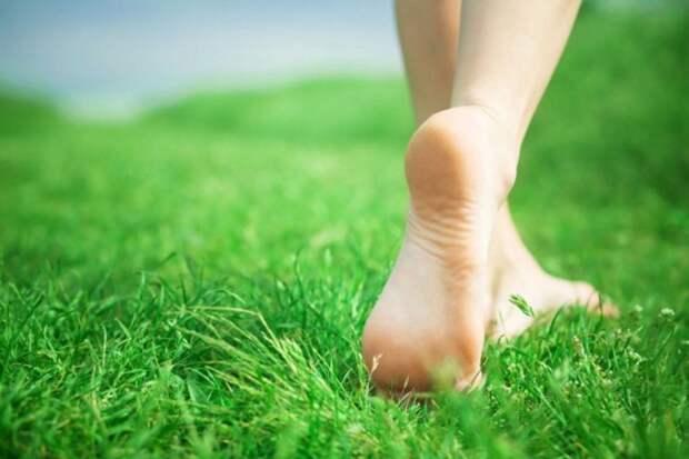 Организм человека начинает стареть с ног и вот почему