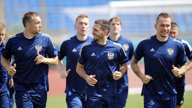 Источник: сборная России не будет становиться на колено перед игрой с Бельгией