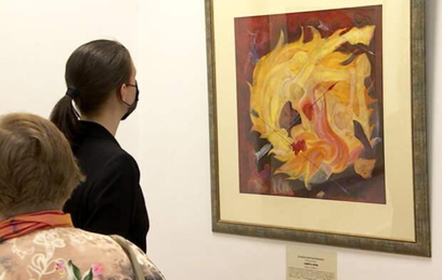 В Москве открылась выставка художника Анатолия Сухорукова