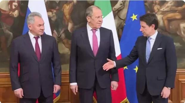«С Россией шутить нельзя»: Италия и не думала, что ей ответят так, но теперь поняла, где её место