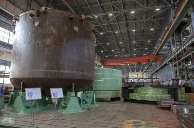 В Самарской области запустили уникальное производство для египетской АЭС
