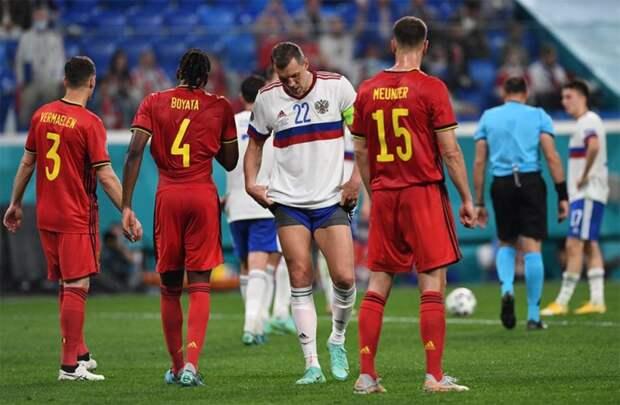 Артем Дзюба: Лукаку, наверное, был шокирован, глядя на нашу игру в обороне
