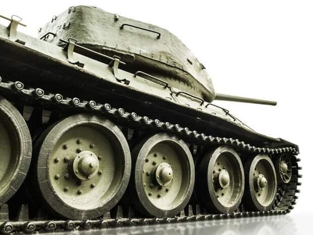 Т-34. Почему этот танк вошёл в историю и получил такое название?