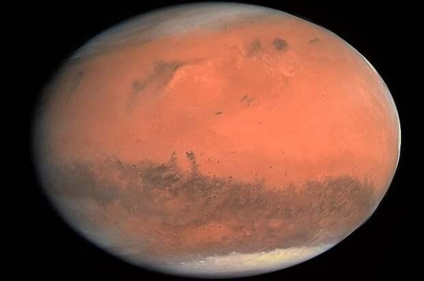 Американский вертолет Ingenuity совершил седьмой полет над Марсом