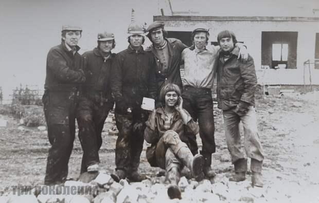 Вас заставляли ездить в стройотряды? Времена СССР 70-е годы