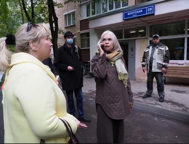 Депутат ГД Ирина Белых проверит качество благоустройства на Флотской фото: Андрей Дмытрив