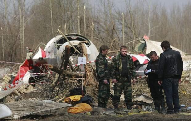 Польское расследование катастрофы президентского Ту-154, как пособие для молодых психиатров