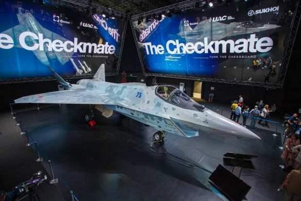 Петров и Боширов снова в деле: «Россия украла» стелс-технологии для Су-75 Checkmate