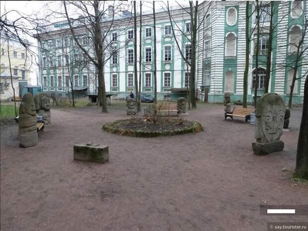Санкт-Петербург. Интересные для туристов места и неформальные памятники и объекты. Часть 3