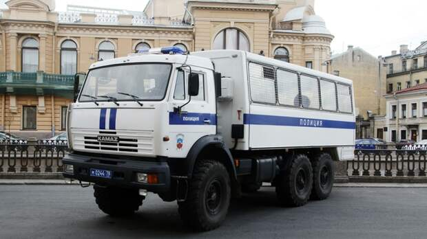 Гаспарян одним словом оценил турнир ФСИН по вождению автозаков в Москве в день митинга