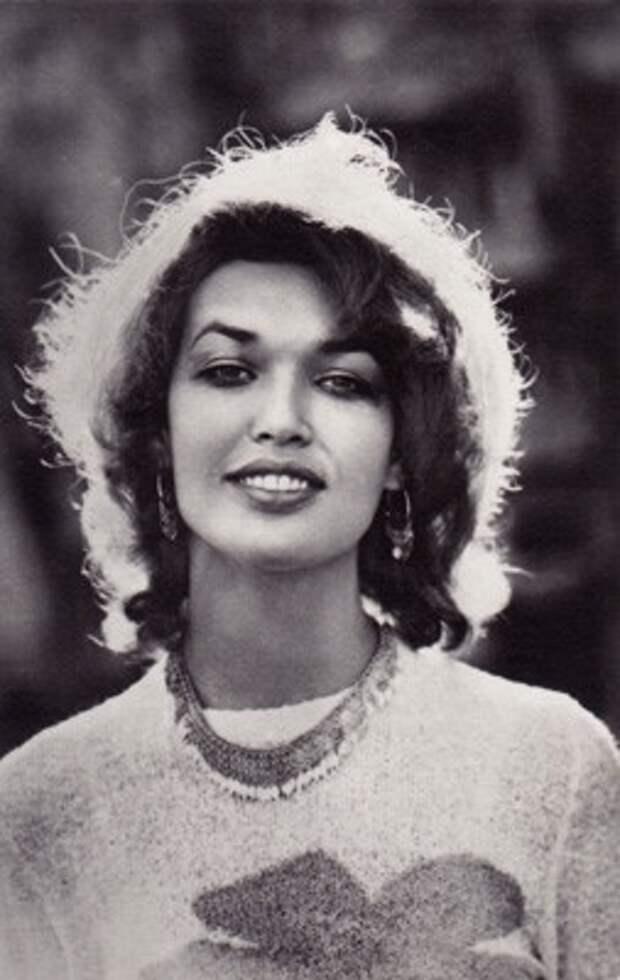 Матлюба Алимова, советская и российская актриса. Фото