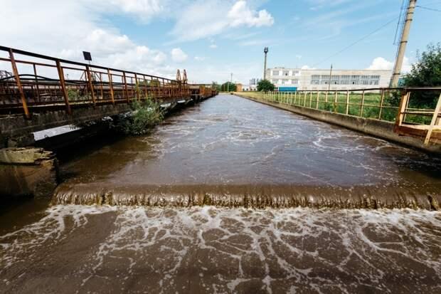 Реконструкция Нижегородской станции аэрации запланирована в рамках федерального проекта «Оздоровление Волги»