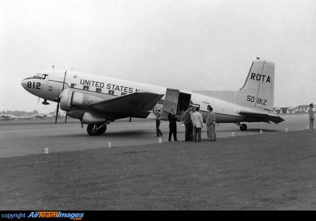 Douglas R4D-8