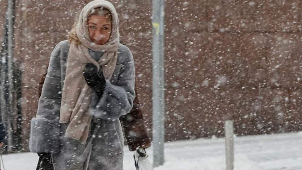 В Челябинской области женщина насмерть замерзла во время метели
