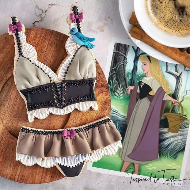 Ее печенье более стильное, чем одежда большинства из нас: 25 кулинарных изысков от «сладкого дизайнера» Лиз Джой, фото № 20