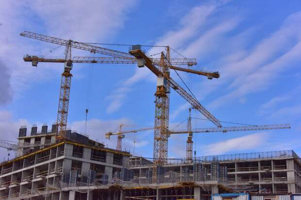 Завершено строительство двух корпусов новостроек в районе Марьино