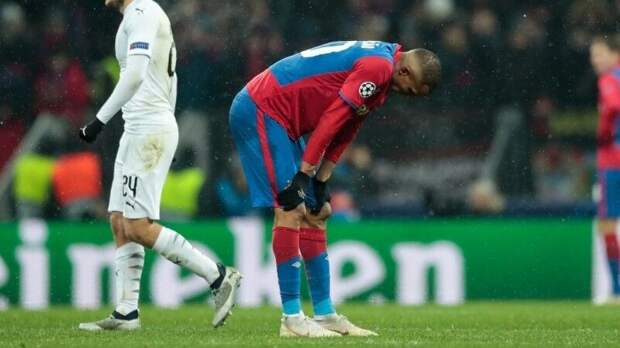 ЦСКА остался без Лиги чемпионов третий сезон подряд
