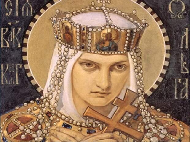 Святая княгиня Ольга и ее страшная месть за убиенного Игоря