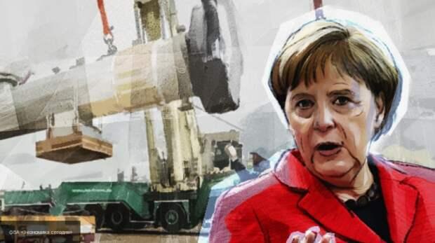 """Германия поддерживает """"Северный поток — 2"""" без оглядки на США"""